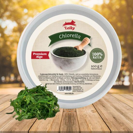 100% Chlorella zöldalga kutyáknak