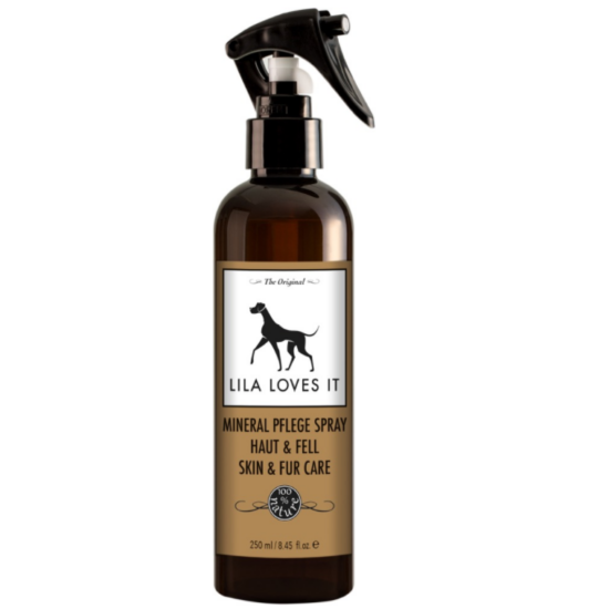 ásványi spray kutyák irritált bőréhez