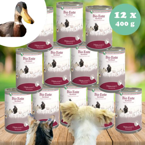 Bio 100% kacsahús kutyáknak macskáknak