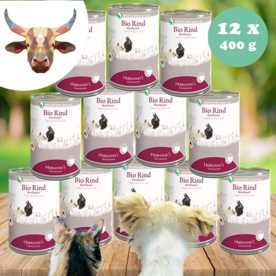 Bio 100% marhahús kutyáknak