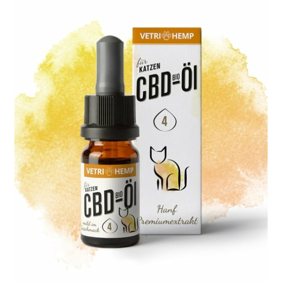 Bio CBD olaj macskáknak