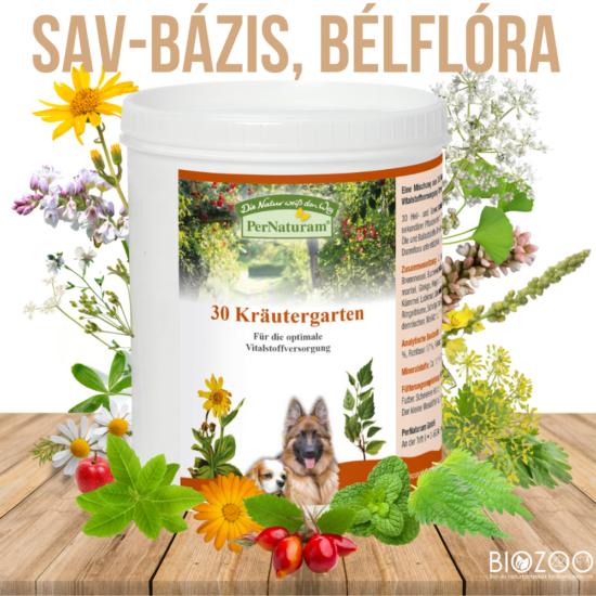 gyógynövénykeverék kutyáknak sav-bázis egyensúly