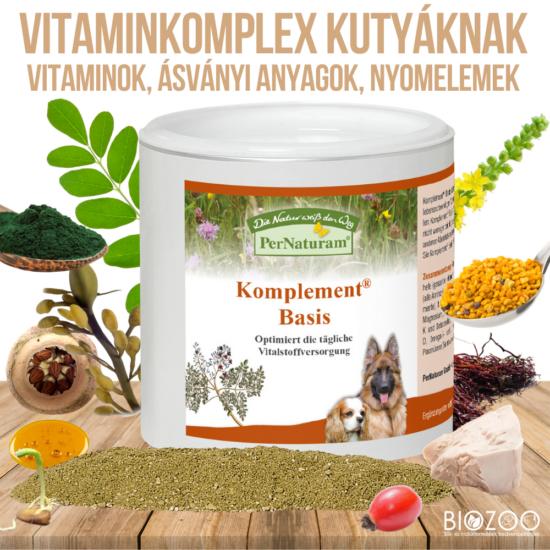PerNaturam Komplement® Basis kutyáknak  150 g