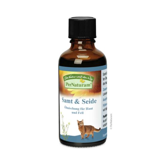 PerNaturam Samt & Seide macskáknak 50 ml