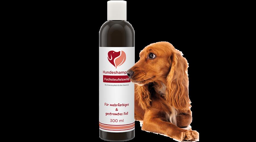 Hund und Herrchen - Ördögfióka bio kutyasampon vöröses ...